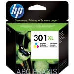 Cartridge HP nr 301 XL (kolor) oryg.